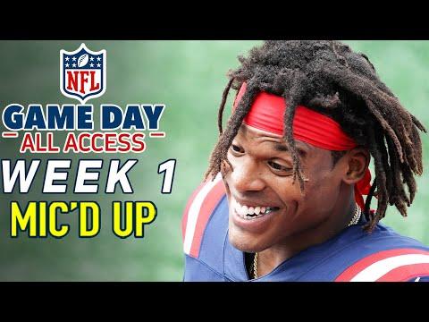 NFL Week 1 Mic'd Up!