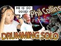 MILLENNIALS FIRST TIME HEARING Phil Collins Drum Solo | PHIL COLLINS REACTION