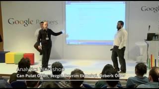 Google Partners - Google Analytics Semineri