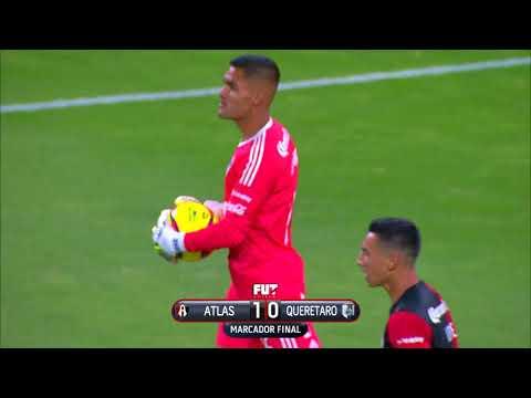 Atlas 1-0 Querétaro | J15 - Clausura 2018