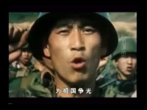 Chinese Vietnam War 1979 中越戰爭 自衛反擊 Chiến tranh Việt Trung Chian army