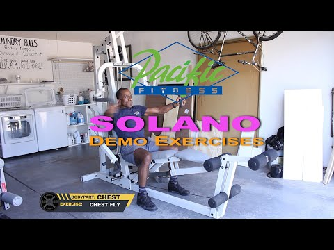 Dr Gene James- Pacific Fitness Solana Demo Video