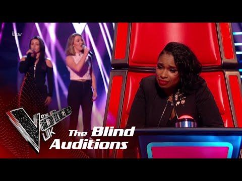 Belle Voci Perform 'Flower Duet': Blind Auditions | The Voice UK 2018