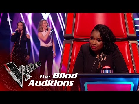 Belle Voci Perform 'Flower Duet': Blind Auditions | The Voice UK 2018