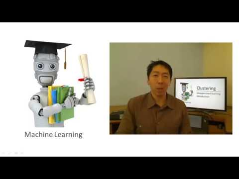 Lecture 13.1 —  Clustering | Unsupervised Learning | Introduction — [ Andrew Ng ]