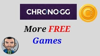 Chrono.gg Update | More FREE Games during E3