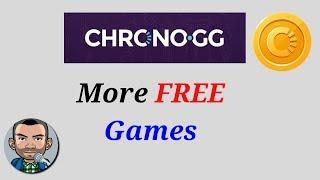 Le Chrono.gg mise à Jour de | Plus de Jeux GRATUITS durant l'E3