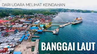 Download Lagu Pemandangan Indah Banggai Laut Dari Lensa Drone mp3