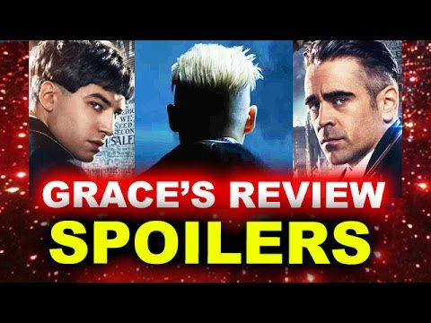 Fantastic Beasts and Where to Find Them SPOILERS Movie Review