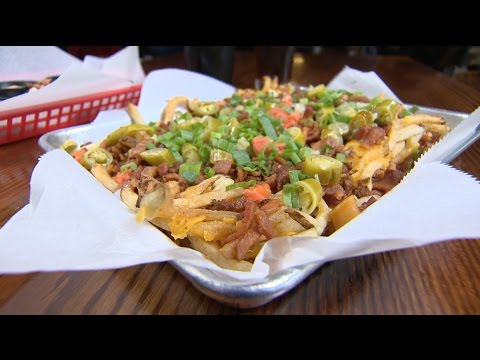 Chicago's Best French Fries: Links Taproom