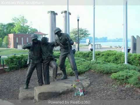 Evansville Indiana - Tour of a GREAT AMERICAN CITY
