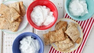 Cucumber Yogurt Dip - School Lunch Recipes - Weelicious