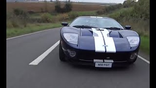 Ford GT drive review & behind the scenes story on why Ford built it.