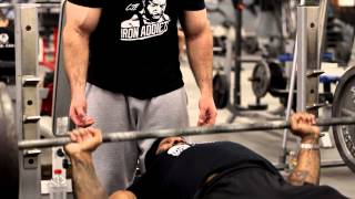 TO HELL AND BACK, DOUBLE MARATHON, 400 REPS 225 LBS thumbnail