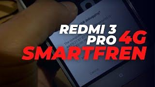 Smartfren 4g Lte Di Xiaomi Redmi Note 3 Pro
