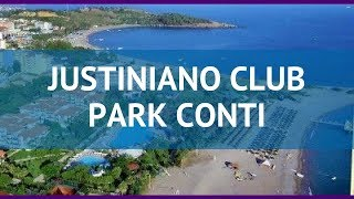 Justiniano Club Park Conti 5*/Турция/Аланья