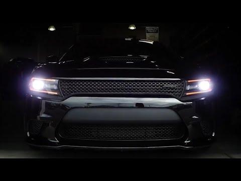 Borla Exhaust On 2015/2016 Dodge Charger SRT Hellcat