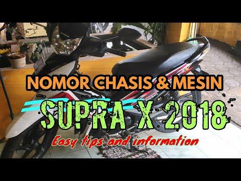 nomor-chasis-ll-nomor-mesin-ll-honda-supra-x-2018