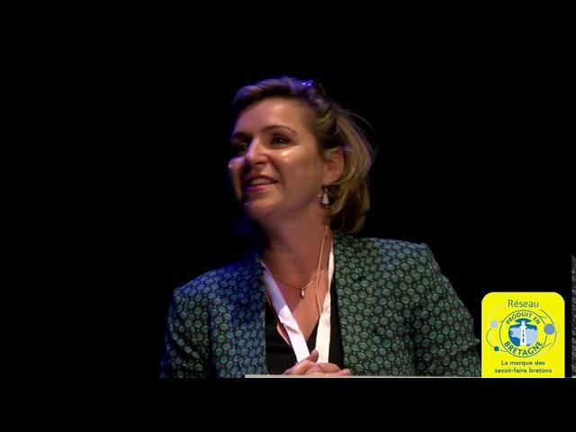 """""""Culture & Économie. Et demain ?"""" Animation du colloque à La Gacilly le 2 octobre 2021"""
