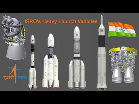 ISRO Working on 16 Ton Payload Capacity GTO Launch Vehicle