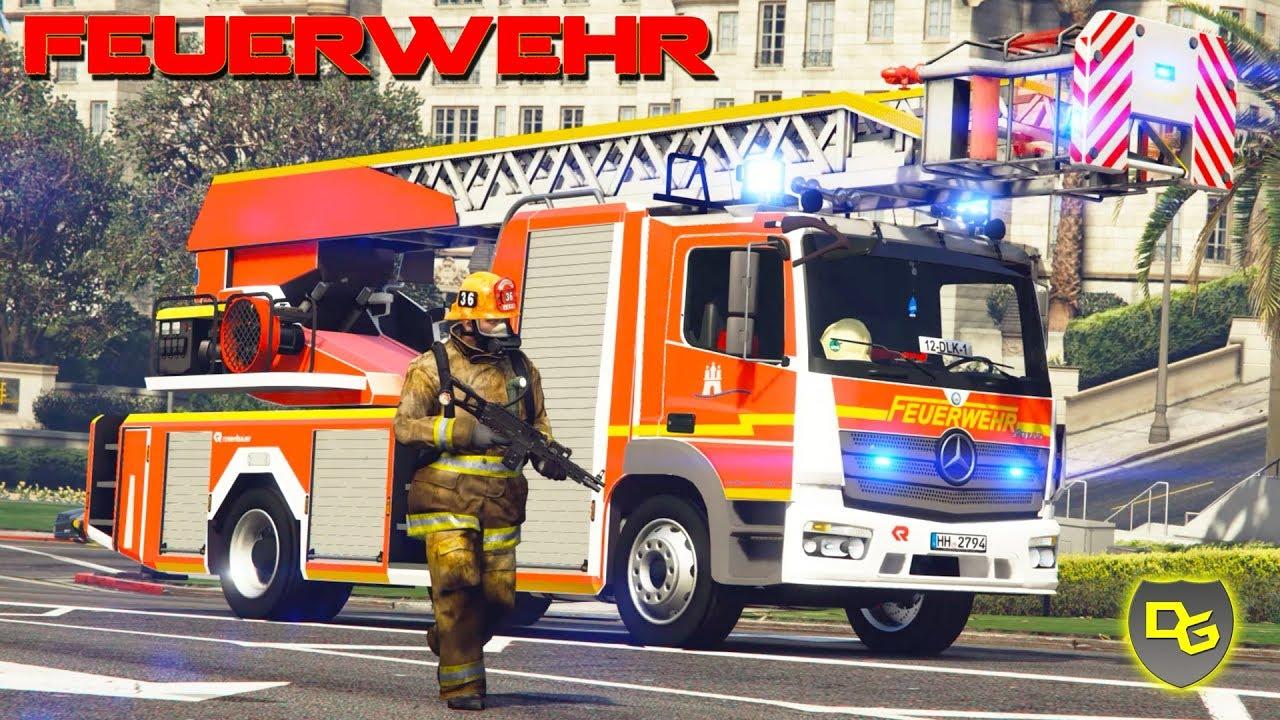 Unfreiwillige Feuerwehr