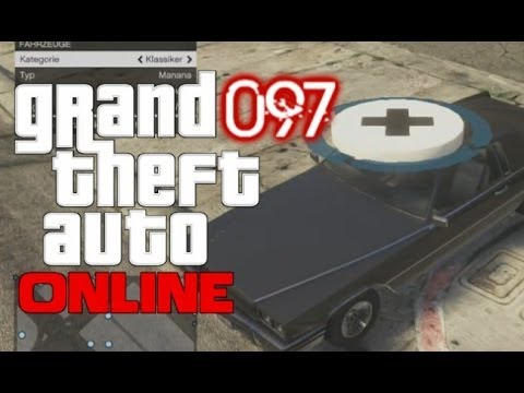 GTA Online #097 - Editor Time ★ Let´s Play GTA Online