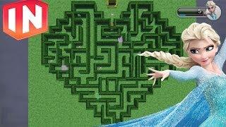 Disney Infinity: Toy Boxes - Maze of Hearts (I