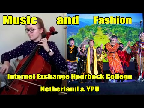 """Fashion and Music"" 