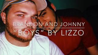 "Brandon and Johnny do ""Boys"" by Lizzo"