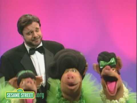 """Sesame Street: Nathan Lane Sings """"Sing"""""""