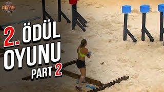 2. Ödül Oyunu 2. Part   38. Bölüm   Survivor Türkiye - Yunanistan