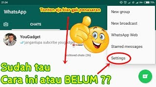 Video 6 Secret Settings Whatsapp Latest Update 2017 #whatsapp download MP3, 3GP, MP4, WEBM, AVI, FLV Juli 2018