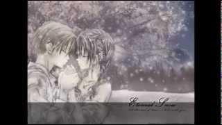 La canción es Eternal Snow, tema que aparece en el anime ~Full Moon...
