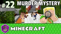 Tule Ratkomaan Murha! | Minecraft Minipelit Murder Mystery #22