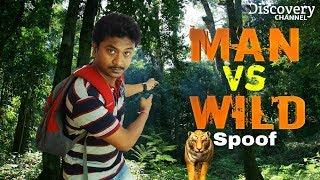 Man vs Wild Spoof | Bear Grylls Funny Video |