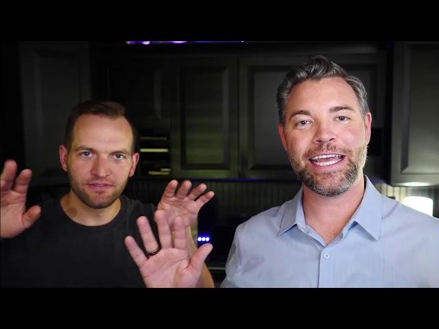 Jason Hewlett and Jordan Gibby Emcee and Produce Ruby Ribbon Virtual Event July 2020