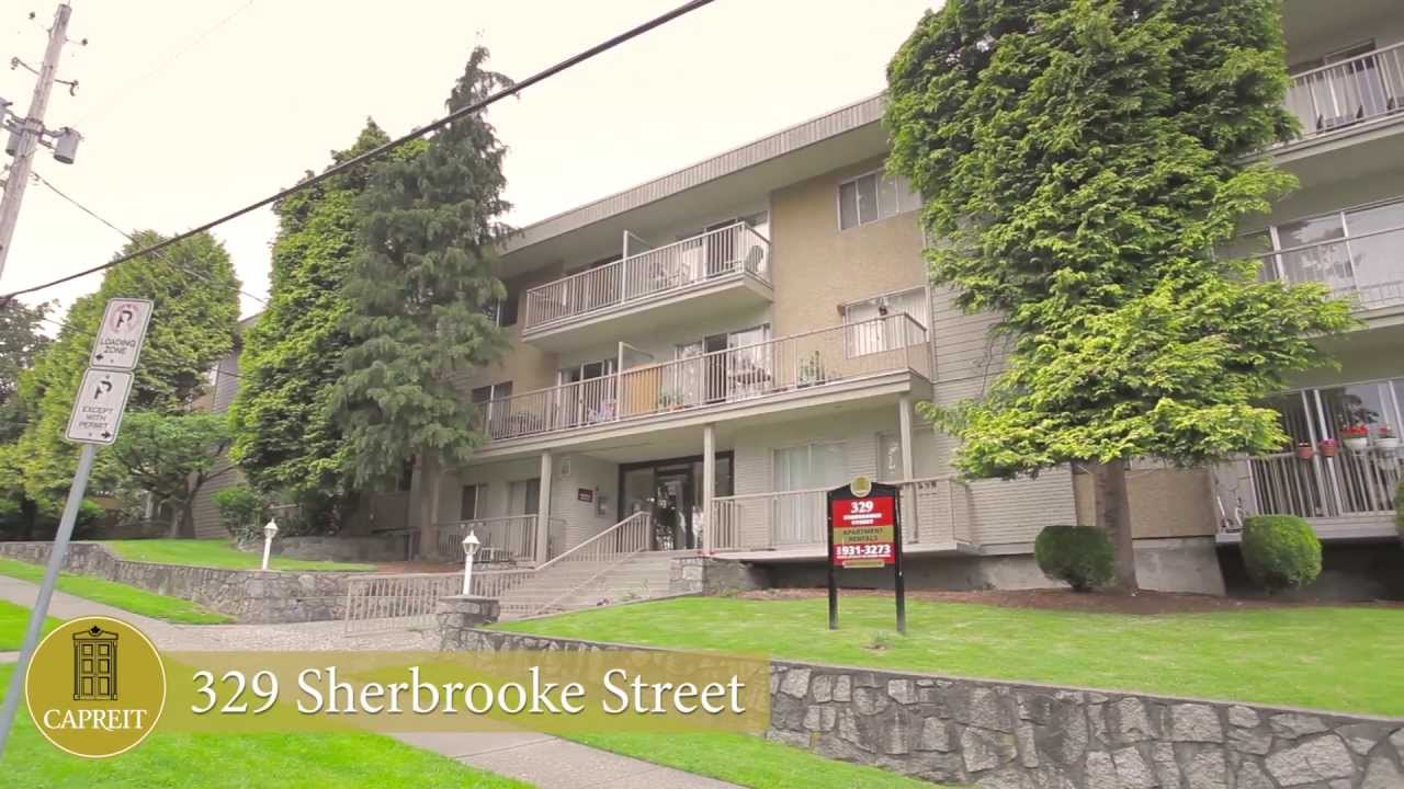 Wonderful New Westminster Apartments For Rent   329 Sherbrooke St