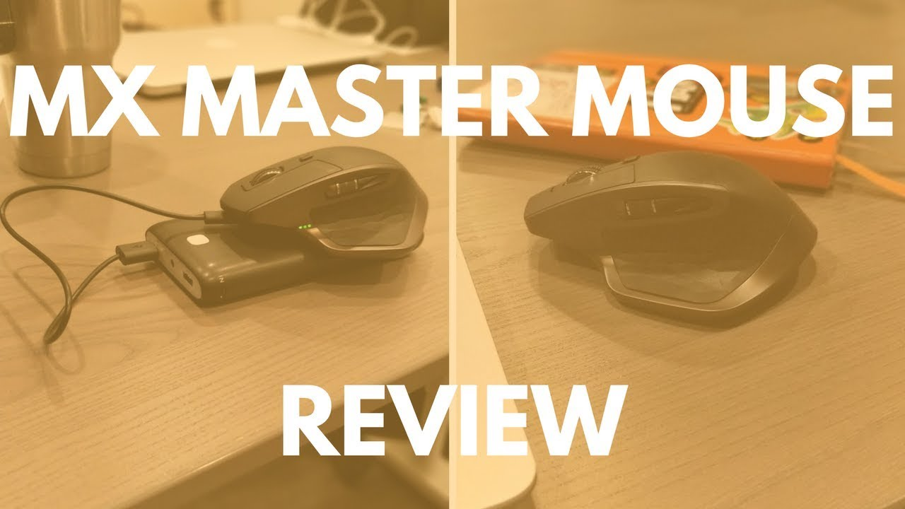 c653ff970b6 Quick Review of the MX Master Mouse On Linux - YouTube