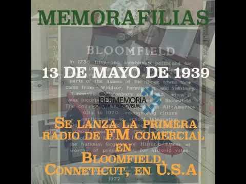 La primera radio comercial