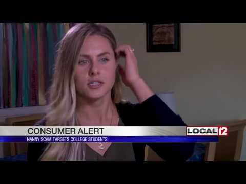 Consumer Alert: Nanny scam targets college students