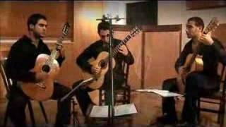 TrioGuitar - Introduction and Fandango - Luigi Boccherini