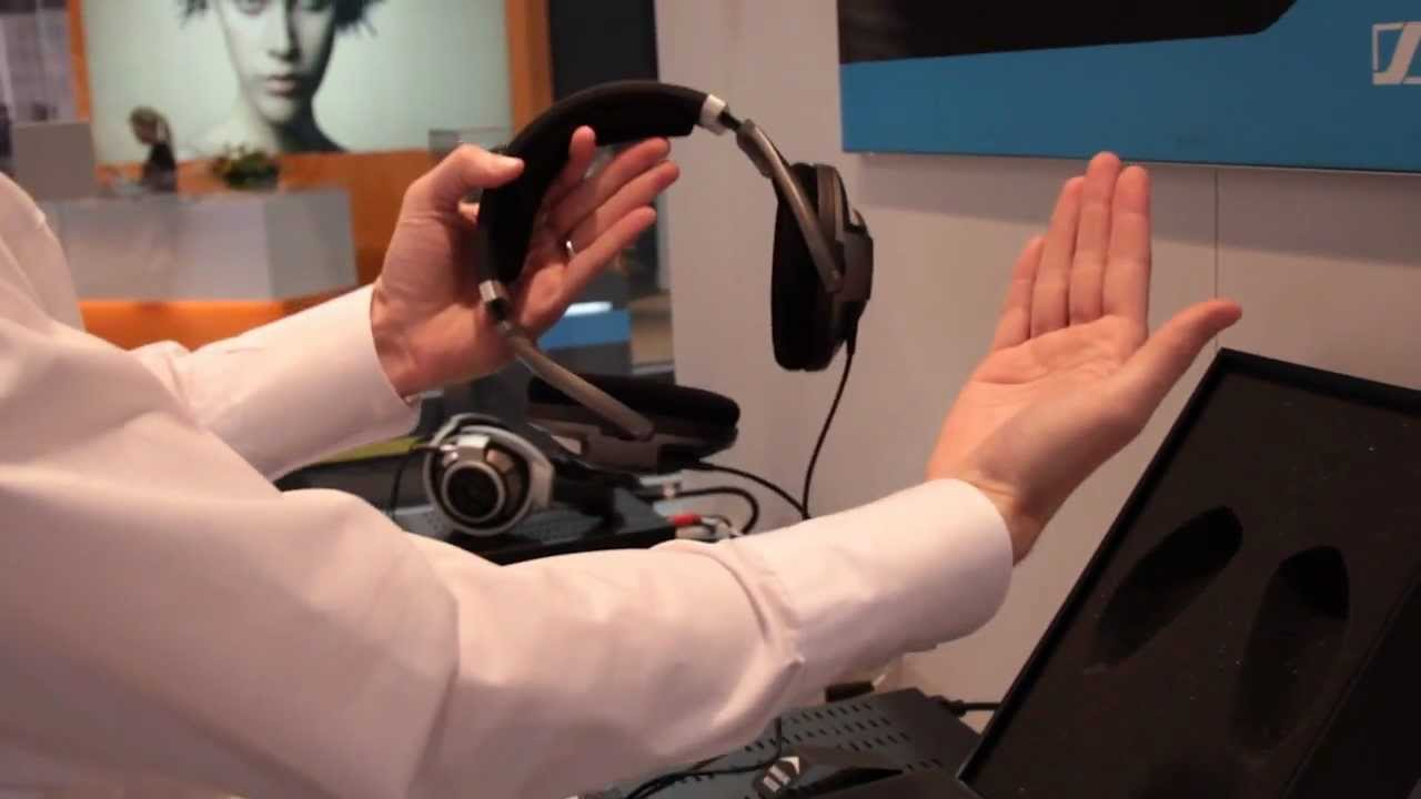 sennheiser hd 700 unboxing from ces 2012 world first youtube
