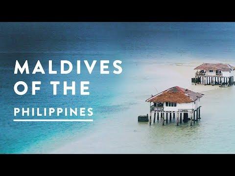 MANJUYOD SANDBAR DUMAGUETE | Philippines Travel Vlog 019, 2017