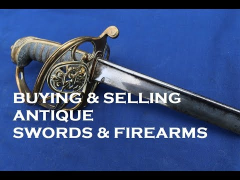 Selling Antique Swords, Armour & Guns - Chiswick Auctions Arms Armour & Militaria