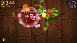 Fruit Ninja Android Gameplay #2