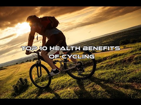 TOP 10 HEALTH BENEFITS OF CYCLING