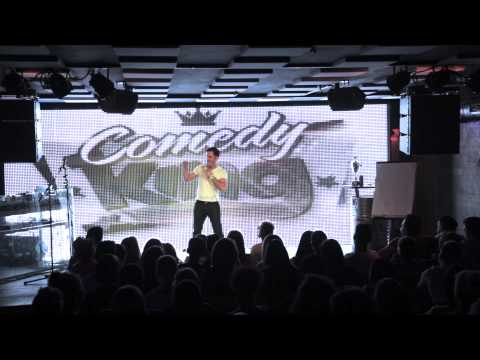 Özcan Cosar @ Comedy King Stuttgart