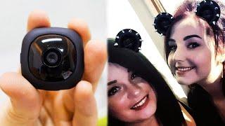 Девушка установила дома камеру видеонаблюдения после чего ее 13 летняя дружба с подругой закончилась