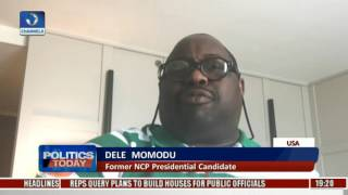We Are Destroying Our Institutions - Dele Momodu