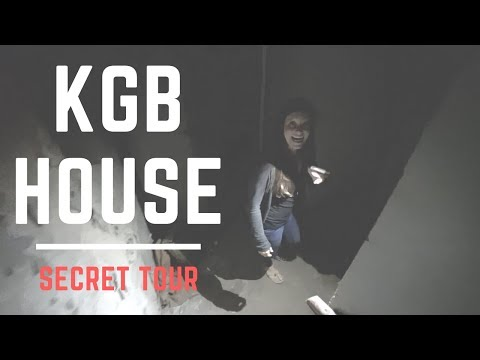 SECRET TOUR OF THE KGB HOUSE | Riga Latvia
